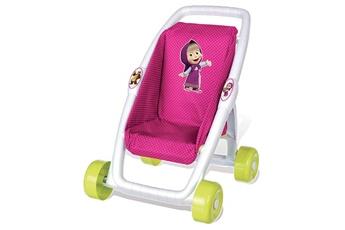 Accessoires de poupées SMOBY Première poussette Masha