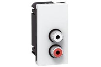 tout le choix darty en connectique audio et vid o de marque legrand darty. Black Bedroom Furniture Sets. Home Design Ideas