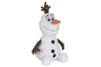 Peluches SIMBA Peluche La Reine des Neiges (Frozen) : Olaf assis