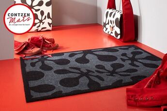 tout le choix darty en tapis d entr e de marque contzen. Black Bedroom Furniture Sets. Home Design Ideas