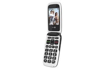 Téléphone GSM DORO PHONEEASY 612 BLANC