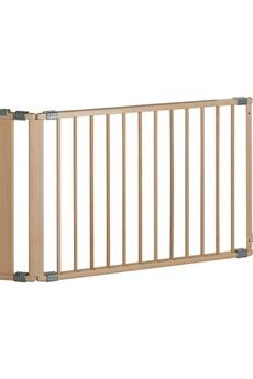 Barrière de sécurité bébé Geuther Extension 95 cm Naturelle