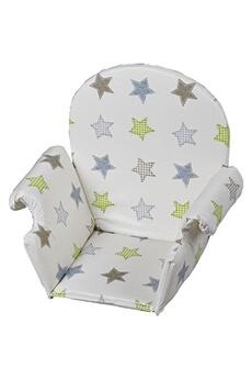 Coussin chaise haute Geuther Coussin de chaise PVC avec rabat Etoile