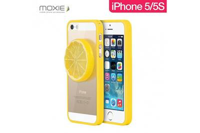 coque iphone 5 citron