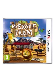 Jeu Nintendo 3DS - My exotic farm - Seulement chez ToysRUs !