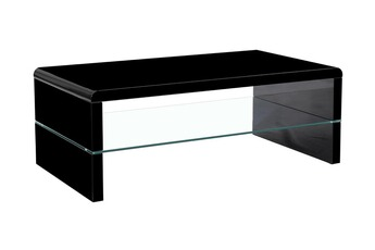 Tout le choix darty en table basse darty - Table basse noir et rouge ...