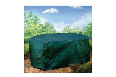 Housse premium pour salon de jardin - Rectangulaire - 270 x 180 x 89 cm