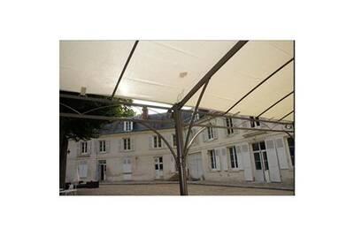 abri de jardin art jardin toile pour tonnelle 2x3m capri murale - Abri De Jardin Toile