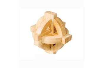 Jeux ludo éducatifs Gigamic Casse-tête en bois Bamboo : Double disque