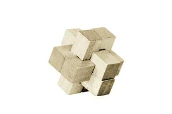 Jeux ludo éducatifs Gigamic Casse-tete en bois : Carré