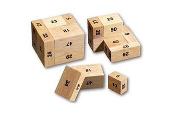 Jeux ludo éducatifs Gigamic Casse-tête en bois - La centième caisse