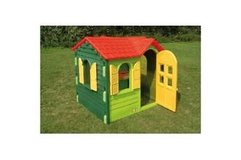 Cabane enfant Little Tikes Maison de jardin Cottage Vert