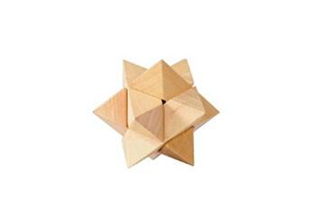 Jeux ludo éducatifs Gigamic Casse-tête en bois : Etoile