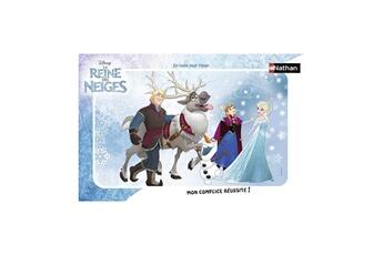 Puzzles Nathan Puzzle 15 pièces : en route pour l'hiver, la reine des neiges (frozen)