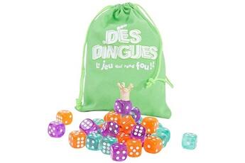 Jeux en famille Wdk Jeu Dés Dingues : 36 dés