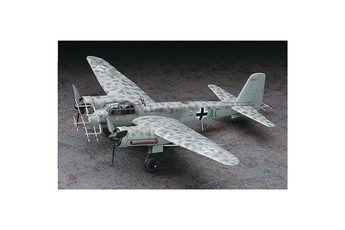 Maquette avion: Junkers Ju88G-6 Nachtjager