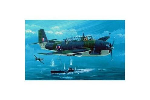 Maquette avion: British Fleet Air Arm Avenger Mk I