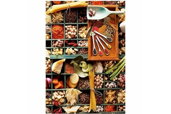 Puzzles Schmidt Spiele Puzzle 1000 pièces - pot-pourri de cuisine