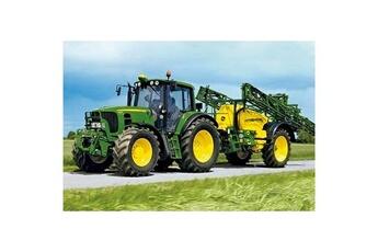 Puzzles Schmidt Spiele Puzzle 40 pièces - tracteur 6630 : irrigateur john deere avec tracteur