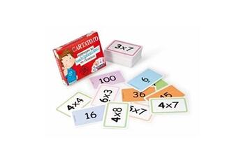 Jeux de cartes France Cartes Jeu de cartes Cartatoto : Multiplications