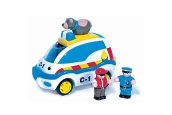 Jeux d'imitation Mt Creations Voiture de police à friction Wow Toys