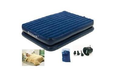 Matelas Gonflable Restform M1298 Lit Gonflable Super Confort 1
