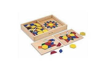 Jeux ludo éducatifs Melissa And Doug Puzzle - Formes Géométriques