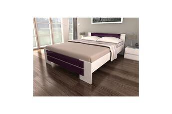 tout le choix darty en lit de 2 places de marque usines discount darty. Black Bedroom Furniture Sets. Home Design Ideas