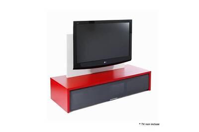 tout neuf 8b44d 8ece5 ERARD GEORGE Rouge Meuble Support TV - 30 a 55 (76 - 140cm)