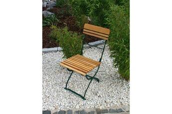 Tout le choix darty en mobilier de jardin de marque - Chaise de jardin en bois pliante ...