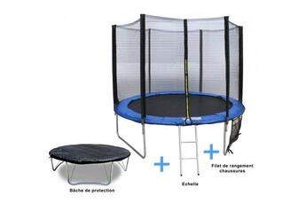 Tout le choix darty en trampoline darty - Filet de protection trampoline 244 ...