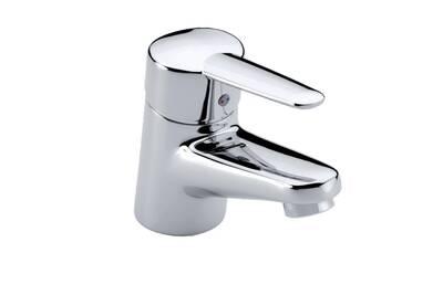 Robinet salle de bain ROCA Mitigeur lavabo Polo chromé | Darty