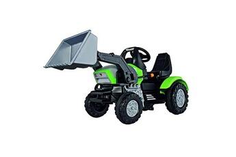 Véhicule à pédales SIMBA Tracteur à pédales Tracteur Big John