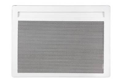 Radiateur Electrique Atlantic Radiateur Rayonnant Alliage Aluminium Atlantic Solius Blanc 1500 W 813x450mm Darty