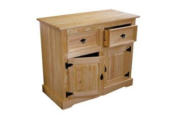 Tout le choix darty en rangement de marque meubles en pin - Bahut en pin pas cher ...