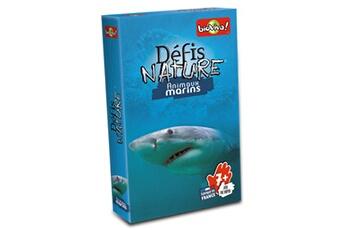 Jeux en famille Bioviva Défis nature : animaux marins