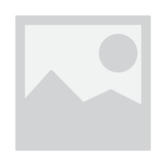 Cimier de sapin Brillant - 23 cm. - Rouge