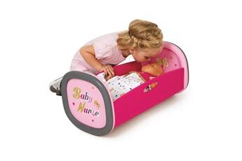 Accessoires de poupées SMOBY Lit à bascule baby nurse