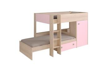 Tout le choix darty en lits superpos s de marque last meubles darty - Lit superpose habitat ...