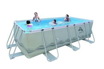 Tout le choix darty en piscine tubulaire de marque jilong for Piscine tubulaire rectangulaire en solde