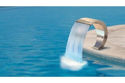Fontaine et cascade de piscine NORTLAND-UBBINK Cascade Piscine Mamba Mini