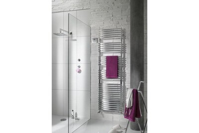 Sèche serviette Acova Sèche-serviettes Acova cala+air chromé chauffage central LNO IFS 578+1000W