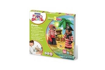 Pâte à modeler et bougie STAEDTLER Fimo KIDS Form and Play Pirate