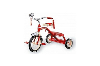 Draisienne Radio Flyer Radio Flyer Tricycle Classic Red Dual Deck
