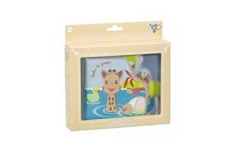 Jouet de bain Vulli Sophie la girafe Livre de bain
