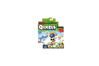 Jeux ludo éducatifs Kanai Kids Qixels Mini kit 4 creations Monde marins