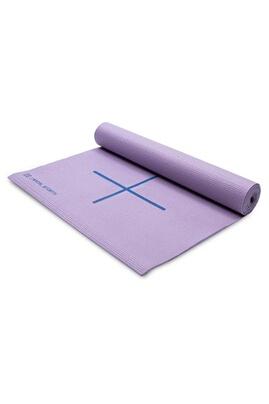 Capital Sports CAPITAL SPORTS Yosalo Tapis de yoga gymnastique 173 x 60 cm violet sac à bandoul