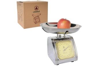 Balances de cuisine pour pes es lev es 5 kg darty - Balance mecanique cuisine ...