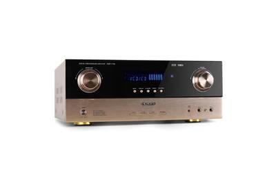 ampli home cin ma auna ampli pa surround 7 1 5 1 home cinema hifi receiver av darty