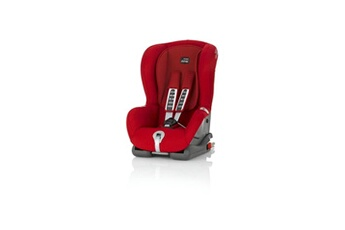 Siège Auto Groupe 1 Hapo-g BRITAX ROMER Siege Auto Duo Plus Flame Red